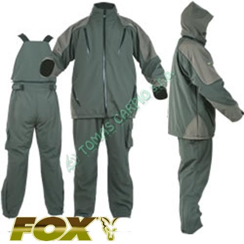 dfbbb4774f9 Fox Explorer Soft Bib   Brace kalhoty a bunda s mikinou souprava XL ...