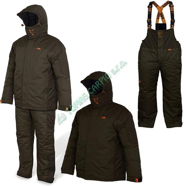 Fox Winter Suit zimní oblek kompletní souprava bunda a kalhoty XXXL  8327f5eab1
