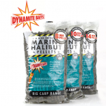 Dynamite Baits Pellets Marine Halibut 900g Pre-Drilled  21mm předvrtané pelety
